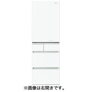 パナソニック 5ドア冷蔵庫(450L・左開き) パナソニック NR-E454PXL-W スノーホワイト (標準設置無料), タイヤマート24!:f536f259 --- officewill.xsrv.jp