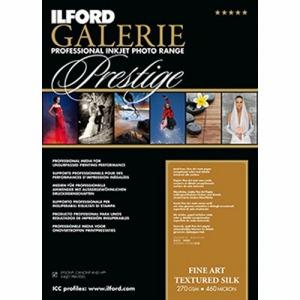 イルフォード ILFORD GALERIE FineArt 入手困難 Textured A3 Silk 432605 永遠の定番モデル