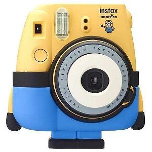 富士フイルム 【数量限定】インスタントカメラ 『チェキ』 instax mini 8 ミニオン