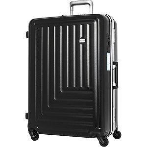 バリスティックスピリット スーツケース TE-0791-67BK ブラック [90L]