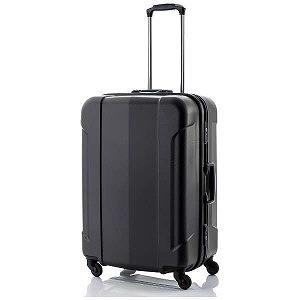 HIDEO.W スーツケース GRAN GEAR(73L) 6296951 ガンメタリック [73L]