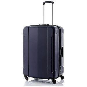 HIDEO.W スーツケース GRAN GEAR(96L) 6296962 ネイビー [96L]