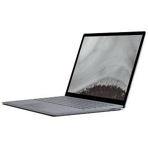 マイクロソフト ノートパソコン Surface Laptop 2(サーフェス ラップトップ2) LQN-00058 プラチナ [13.5型 /intel Core i5 /SSD:256GB /メモリ:8GB /2019年1月モデル]