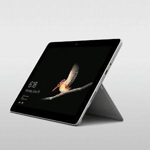 マイクロソフト Windowsタブレット Surface Go(サーフェスゴー) MHN-00017 シルバー [10.0型 /intel Pentium /eMMC:64GB /メモリ:4GB /2019年1月モデル]