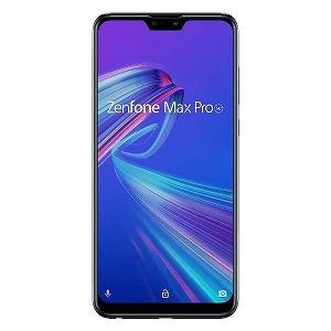 ASUS Zenfone Max Pro M2 ZB631KL-BL64S4 ミッドナイトブルー