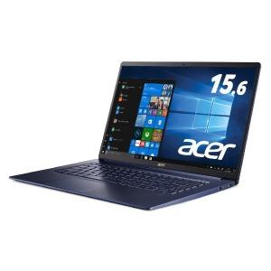 エイサー ノートパソコン Swift 5 SF515-51T-H58Y/Bチャコールブルー [15.6型 /intel Core i5 /SSD:512GB /メモリ:8GB /2019年3月モデル]