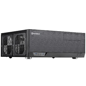 シルバーストーン PCケース SST-GD09B