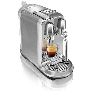 ネスレ カプセル式コーヒーメーカー 「ネスプレッソ クレアティスタ・プラス」 J520ME
