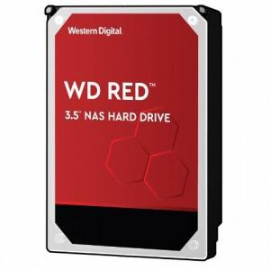 ウエスタンデジタル WesternDigital Red SATA6G 接続 ハードディスク 6TB WD60EFAXRT