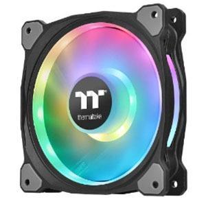 CPUクーラー Riing Duo PLUS 12 RGB Radiator Fan TT Premium Edition -3Pack-