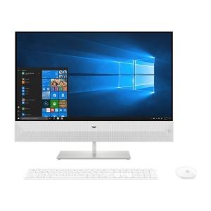 HP デスクトップパソコンPavilion All-in-One 27-xa0075jp - 4YR10AA-AAAA スノーフレークホワイト