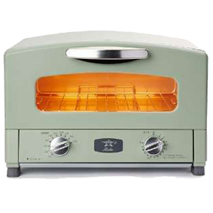 アラジン オーブントースター [1250W/食パン2枚] CAT-GS13B/G