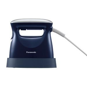 パナソニック 衣類スチーマー NI-FS550-DA ダークブルー