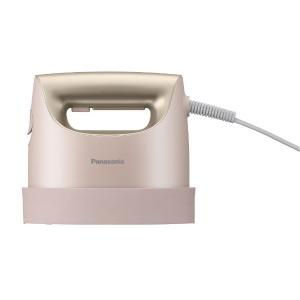 パナソニック 衣類スチーマー NI-CFS750-PN ピンクゴールド