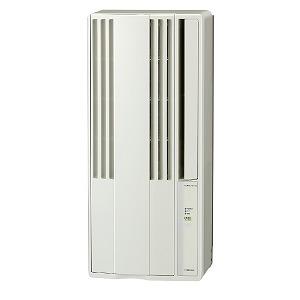 コロナ 窓用エアコン CW-F1819-W シティホワイト