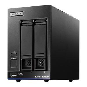 I・O・DATA LinuxベースOS搭載 法人向け2ドライブNAS 16TB HDL2-X16
