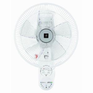 シャープ フルリモコン式壁掛け扇風機(5枚羽根) PJ-J3AK-W ホワイト系 [リモコン付き]