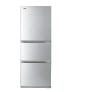 東芝 3ドア冷蔵庫 GR-R33S(S) シルバー (標準設置無料)