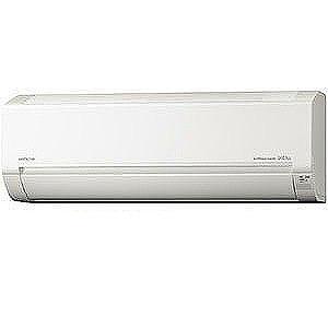 日立 エアコン 白くまくん DBKシリーズ 2.5kW おもに8畳用 RAS-DBK25J-W 【ビックカメラグループオリジナルモデル】(標準取付工事費込)