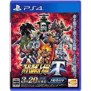バンダイナムコ PS4ゲームソフト スーパーロボット大戦T 通常版