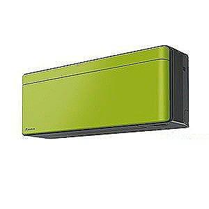 ダイキン エアコン risora(リソラ) Sシリーズ 3.6kW おもに12畳用 AN36WSS-L オリーブグリーン(標準取付工事費込)
