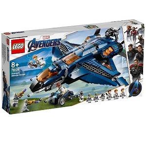 LEGO LEGO(レゴ) 76126 マーベル アベンジャーズ・アルティメット・クインジェット