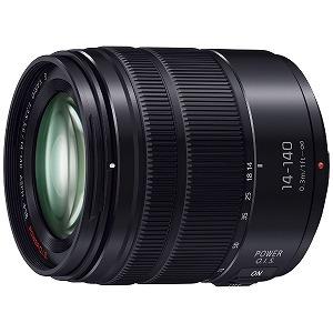 パナソニック カメラレンズ LUMIX G VARIO 14-140mm / F3.5-5.6 II ASPH. / POWER O.I.S. [マイクロフォーサーズ]
