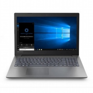 LENOVO 15.6型ノートパソコン ideapad 330 81DE02NKJP オニキスブラック [ intel Celeron /HDD:1TB /メモリ:4GB]