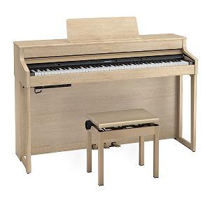 ローランド 電子ピアノ HP702-LAS ライトオーク(標準設置無料)