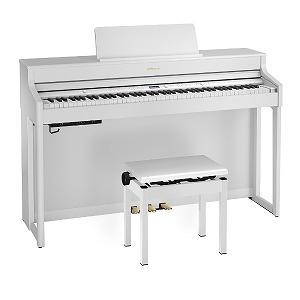 ローランド 電子ピアノ HP702-WHS ホワイト(標準設置無料)