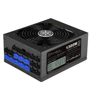シルバーストーン PCケース SST-ST1300-TI [1300W /ATX /Titanium]