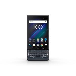 ブラックベリー SIMフリースマートフォン BlackBerry KEY2 LE Slate PRD-65004-083 ダークネイビー