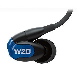 Westone ブルートゥースイヤホン カナル型 Westone Wシリーズ W20-2019/R [リモコン対応 /ワイヤレス(左右コード) /防滴 /Bluetooth]