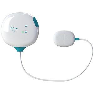 トリプルダブリュージャパン DFree Personal(排尿予測デバイス) DUBLB2 白