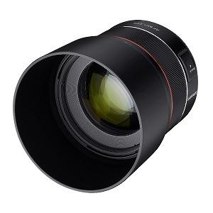 SAMYANG 交換レンズ AF85mm F1.4 ニコンF AF85mmF1.4F