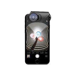 OLLOCLIP olloclip Fisheye + Super-Wide + Macro 15x Lenses OC-0000284-EU