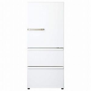 AQUA 3ドア冷蔵庫 (272L) AQR-27H(W)アンティークホワイト(標準設置無料)