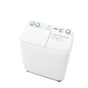 AQUA 2槽式洗濯機[洗濯4.0kg] AQW-N40-W ホワイト (標準設置無料)