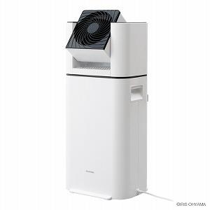 アイリスオーヤマ 衣類乾燥除湿機 [木造6畳まで/鉄筋13畳まで/デシカント方式] KIJD-I50 ホワイト