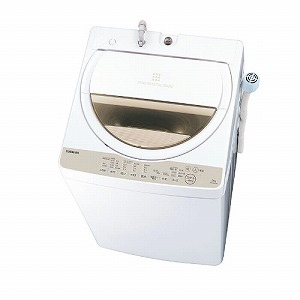 東芝 全自動洗濯機 [洗濯6.0kg/ふろ水ポンプあり] AW-6G8-W グランホワイト(標準設置無料)