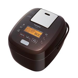 パナソニック パナソニック ブラウン Panasonic 炊飯器 炊飯器 「おどり炊き」[5.5合/圧力IH] SR-PA109-T ブラウン, 綾上町:2a6ead4f --- officewill.xsrv.jp
