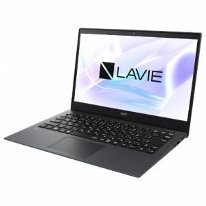 NEC 13.3型ノートパソコン LAVIE Pro Mobile PC-PM750NAB メテオグレー [intel Core i7 /SSD:512GB /メモリ:8GB /2019年5月モデル]