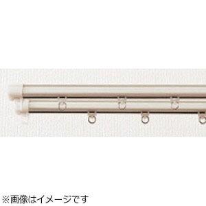 超激安特価 合計3 980円以上で送料無料 更に代引き手数料も無料 東京シンコール 静音角型木目レール 110-200cm I5800_2MSWW シングル ランキングTOP10 ホワイト 2m用