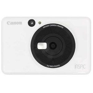 Canon インスタントカメラプリンター iNSPiC CV-123(ホワイト)