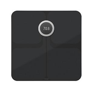 スマート体重計「Aria2」[デジタル/WiFi・Bluetooth対応] FB202BK-JP ブラック