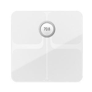 スマート体重計「Aria2」[デジタル/WiFi・Bluetooth対応] FB202WT-JP ホワイト
