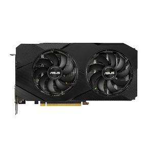ASUS Nvidia RTX2060搭載 ASUSグラフィックスカード DUAL-RTX2060-O6G-EVO