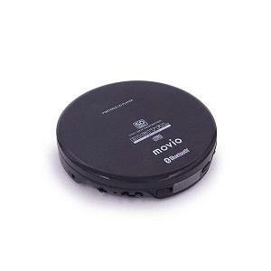 ポータブルCDプレーヤー ブルートゥース対応 MOVIO M202BTCDP