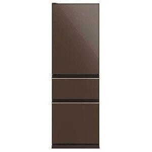 三菱 三菱 3ドア冷蔵庫(365L・左開きタイプ ) ) MRCG37ELT (標準設置無料), ユウチョウ:016e8a45 --- officewill.xsrv.jp