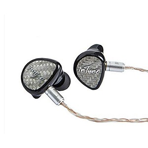 iBasso Audio IT04 Silvery